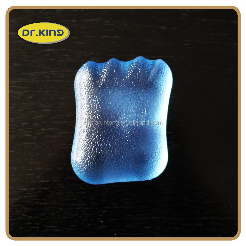 High quality gel gripper strength fitness hand grip