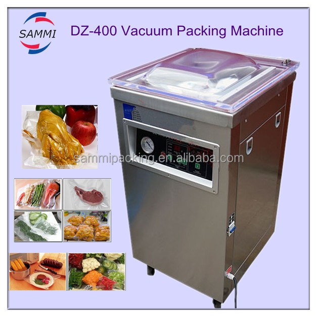 Stand Type Single Chamer Vacuum Sealing Machine (DZ-400 )