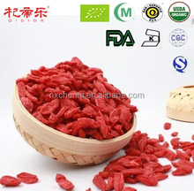 Ningxia Goji/ Gojiberries with some certificates for sale