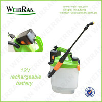 (84514) Battery spraying product fiber wand portable garden painting spray