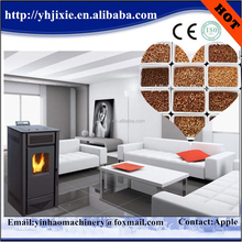Wood pellet stove with air heating 2015 New model smokeless fireplace pellet burning stove/ Wood Pellet Stoves China