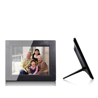 8 Inch HD WiFi Digital Photo Frame Picture Album Calendar/Movie Player