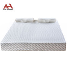 8 inch slow rebonded easy carry thin memory foam mattress