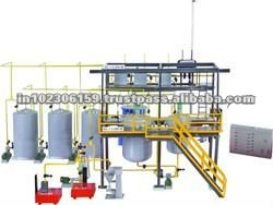 lubricant grease plant for making grease
