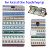 Best selling Wallet Leather Phone Case for Alcatel One Touch Pop Up with Card Slot
