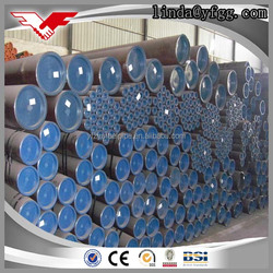 ASTM A106a schedule 40 hs code carbon seamless steel pipe