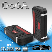 useful mini multi-functional emergency 12V petrol and diesel car jump starter power bank with 19V for laptop