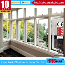 Aluminum Casement Window Price Philippines,Shopping European Standard Aluminium Casement Glass Window With Triple Glass
