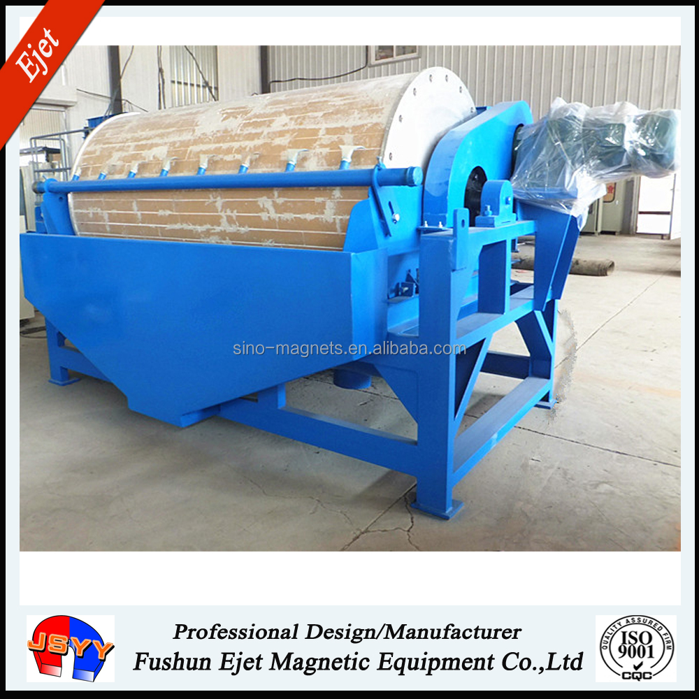 CTB718 recycling tailings wet high intensity magnetic separator machine