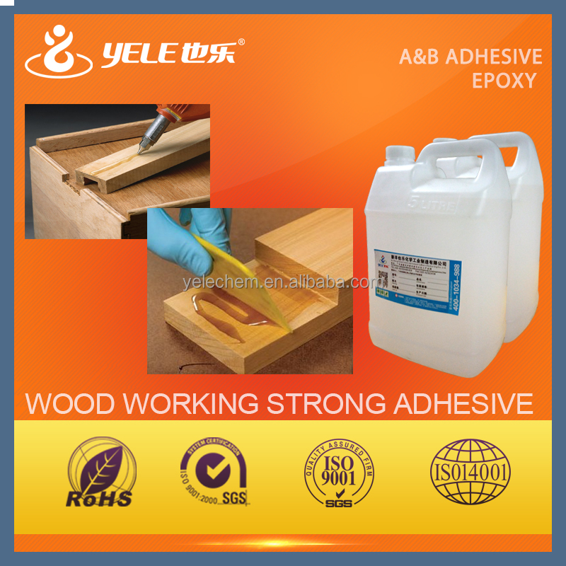 Wood adhesive glue for solid wood bonding