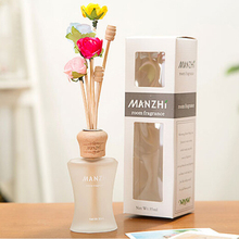 Bed room fragrance spray aroma reed diffuser