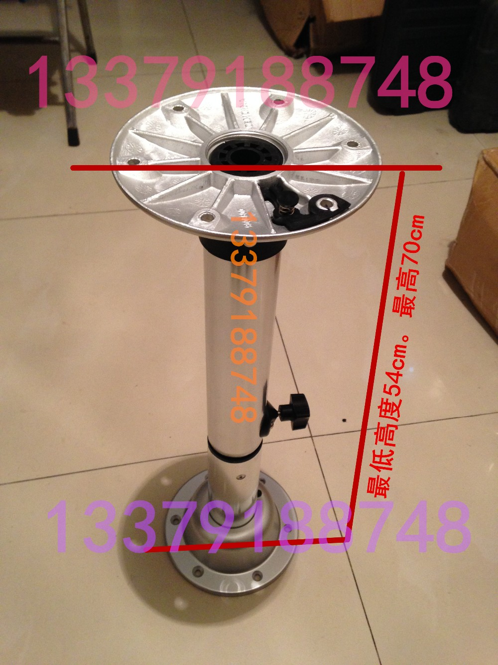 Good Quality And Competitive Telescopic Table Legs For