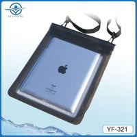 Ipx8 degree rainy day for ipad mini waterproof skin