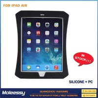 Short lead time leather compendium for ipad air case