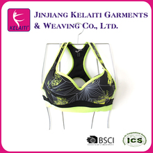 Cheap price teen sports bra with best quality