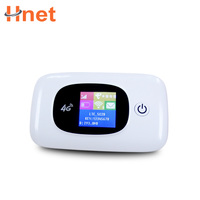 Outdoor lte router wifi range 30M 4g portable wifi hotspot max to 10 users
