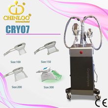 Popular slimming weight loss freeze fat liposuction cellulite reduction cryolipolysis body shaping beauty machine Cryo 7