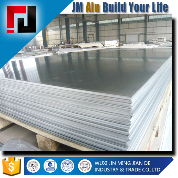 The price of alloy 1060 reflector aluminum sheet for lighting