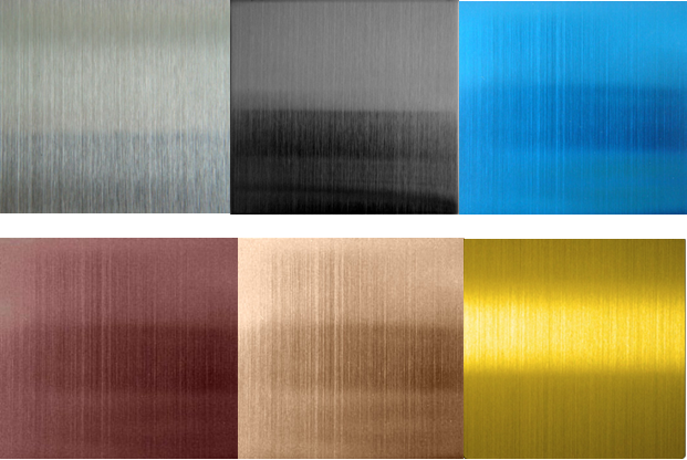 High Quality Color Titanium Coating PVD Stainless Steel Sheet