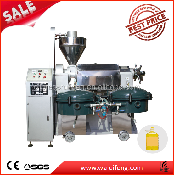 Energy-saving sesame oil pressing machine / oil expeller price