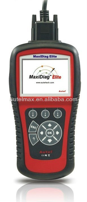 The latest code reader from Autel family, md802 scanner