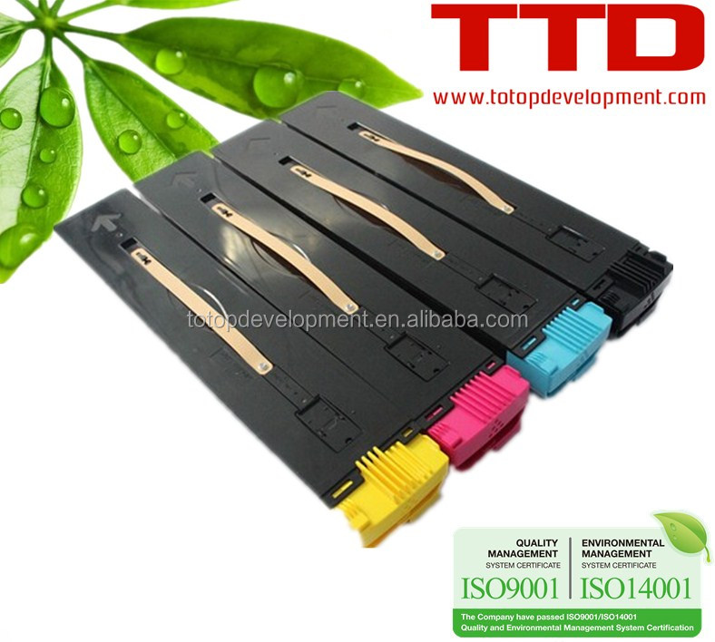 TTD Color Toner Cartridge 006R01379 006R01380 006R01381 006R01382 for Xerox Docucolor 700 700i Toner