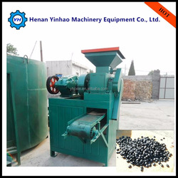 CE New Latest Technology Reasonable Price Customize Shape and Size Coal Ball Briquette Machine