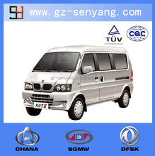 Dongfeng Sokon K07 II mini van bus parts