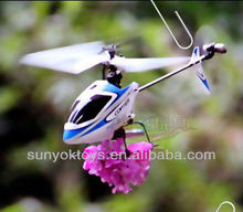 WL V911 4ch 2.4G mini singal blade with gyro RC helicopter