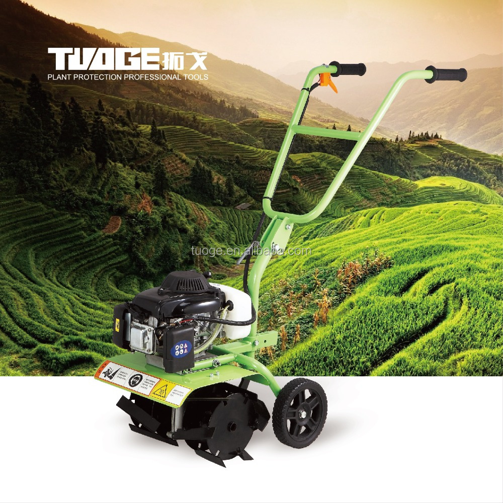 Hand tractor equipment 52cc totavator price