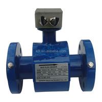 Digital display high pressure mag flow meters
