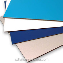 Outdoor PVDF Coating Aluminum Composite Panel Wall With 4mm 3mm 5mm Thick