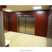 Stainless steel plate electrical bank security door with modern design goods from china