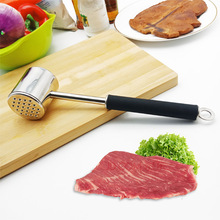 New kitchen items meat <strong>injector</strong> tenderizer stainless steel ham maker hammer for beating meat meat beater hammer k1 hand tools