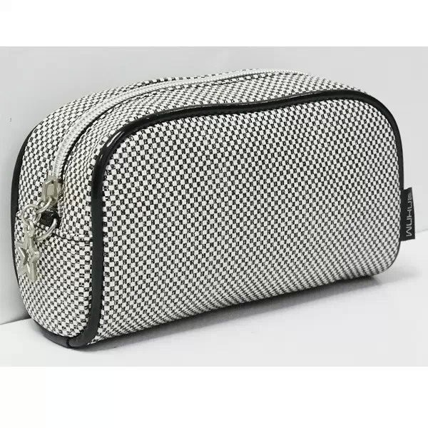 BSCI AUDITED china manufacture cheap cosmetic makeup brushes roll bag pouch