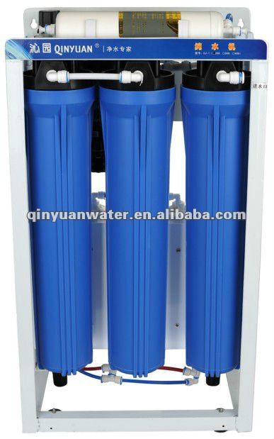 Commercial standard 5-stage RO system water filter purifier QR-R5-08D mineral water