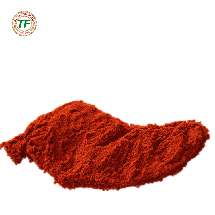 qingdao taifoong dried sweet paprika chilli powder