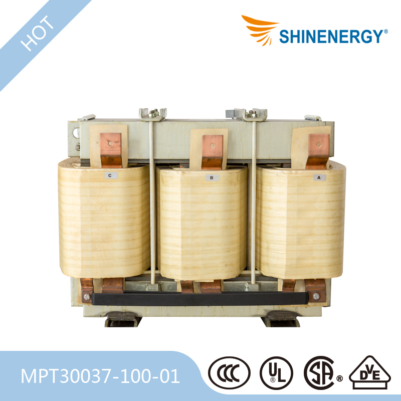 High Power 50 Kva Transformer Frequency