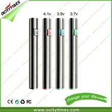 Unique design Ocitytimes S3 e cigarette battery 510 thread vaporizer e cigarette manufacturers