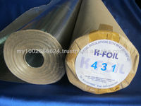KFoil K731 Aluminium Foil Vapor Barrier for HVAC Duct wrapping