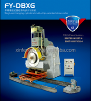 FY-DBXG Single Pillar Multi-Sheets Stone Cutter