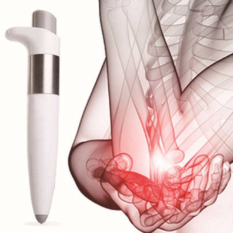 New Electronic Pulse Analgesia Pen Pain Relief Acupuncture Point Massage Pen