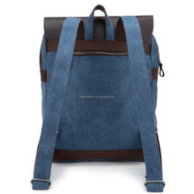 2014 school backpack with leather flap
