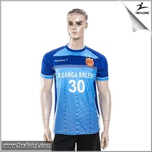 OEM Sublimation China Football Shirt Maker Soccer Jersey