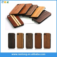 Factory sale different types for iphone 5s case wood for promotion