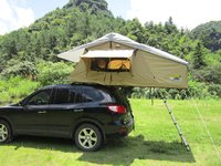 3 Person Family Camping Roof Top Tents Camping Outdoor