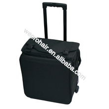 2017 Professional Travel Case On Wheels, Trolley Tool Pouches Bags With Telescopic Handle