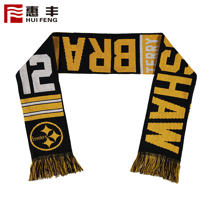 Supply Craft Souvenir Soccer Team Scarf With Club Rest Trade Assurance Scarf