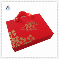 Mountain Custom-made Jewelry Watch paper gift packing box
