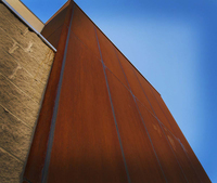 Container Used Application Corten Steel